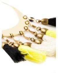 Isabel Marant   Orange Tassel Earrings   Lyst