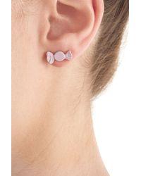 Marc By Marc Jacobs - Pink Bonbon Earrings - Rose - Lyst
