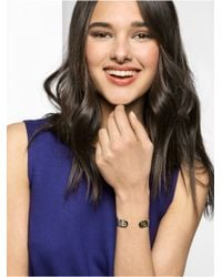 BaubleBar | Metallic Bee Happy Icons Cuff | Lyst