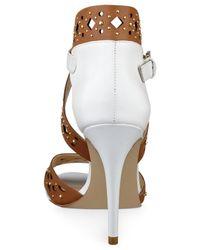 Ivanka Trump - Brown Dapoli Dress Sandals - Lyst