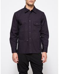 Black Field Shirt Ripstop uI44JVWm