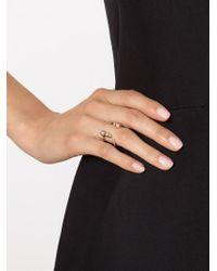 Carbon & Hyde - Pink 'Bubbledrop' Diamond Ring - Lyst