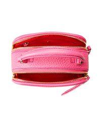 kate spade new york | Pink Cooper Cross Body Bag - Raisin | Lyst