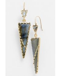 Lana Jewelry | Yellow 'lumos' Drop Earrings | Lyst