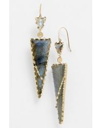 Lana Jewelry - Metallic 'lumos' Drop Earrings - Lyst