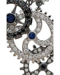 Paul Morelli | Metallic Macchina Earrings | Lyst