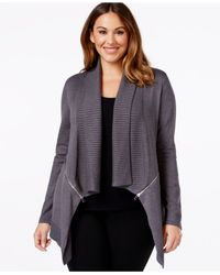 INC International Concepts - Gray Only At Macy's - Lyst