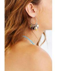 Venessa Arizaga - Multicolor Just Desserts Hoop Earring - Lyst