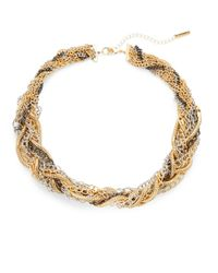 Saks Fifth Avenue | Multicolor Torsade Chain Necklace | Lyst