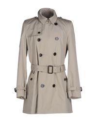 Burberry Brit - Natural Full-length Jacket for Men - Lyst
