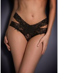 Agent Provocateur - Margot Brief Black - Lyst