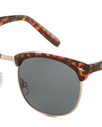 H&M | Brown Sunglasses | Lyst