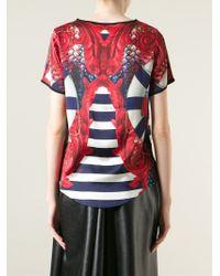 Philipp Plein - Multicolor 'Rossella' T-Shirt - Lyst