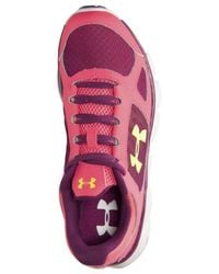 Under Armour | Purple Women'S Micro G Assert V Running Sneakers From Finish Line | Lyst