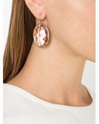 Irene Neuwirth | Metallic Rose Of France Earrings | Lyst