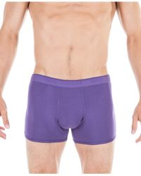Michael Kors - Purple Men's Modal Boxer Brief for Men - Lyst