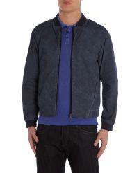 Calvin Klein | Blue Onomo 2 Bomber Jacket for Men | Lyst
