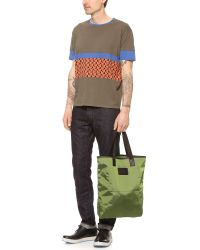 Marc By Marc Jacobs - Green Hishine Shopper for Men - Lyst