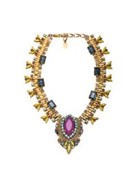 Erickson Beamon | Multicolor Hyperbole Necklace | Lyst