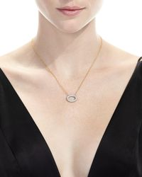 Gurhan - Metallic Galahad Reversible Pavé Diamond Necklace - Lyst