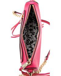 Rebecca Minkoff - Pink Avery Cross Body Bag - Zest - Lyst