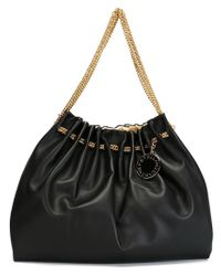 Stella McCartney - Black 'noma' Bucket Shoulder Bag - Lyst