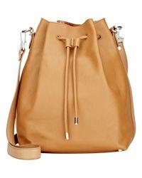 Proenza Schouler - Brown Large Bucket Bag - Lyst