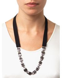 'S Max Mara - Metallic Agnelli Necklace - Lyst