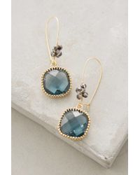 Anthropologie - Blue Camelot Drops - Lyst