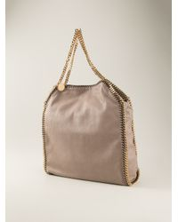 Stella McCartney | Brown Falabella Tote | Lyst