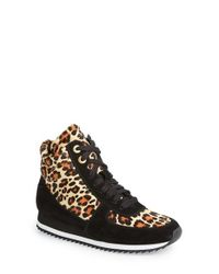 Bella Vita | Multicolor 'enice' High-top Sneaker | Lyst