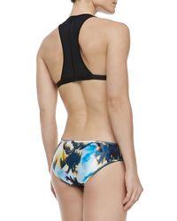 Suboo - Multicolor Palm-print Swim Top - Lyst
