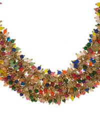 Rosantica - Multicolor Multicolour Il Mondo Acetate Bead Necklace - Lyst