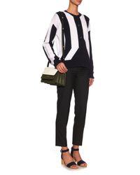 Marni   Green Trunk Medium Leather Shoulder Bag   Lyst