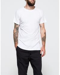 John Elliott | Gray Classic Crew for Men | Lyst