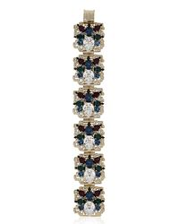 Anton Heunis | Metallic Bollywood Princess Collection Bracelet | Lyst
