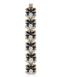 Anton Heunis - Metallic Bollywood Princess Collection Bracelet - Lyst