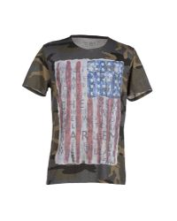 Fred Mello | Gray T-shirt for Men | Lyst