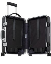 Rimowa - Mini Black Limbo Cabin Suitcase for Men - Lyst