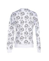 BOY London | White Sweatshirt for Men | Lyst