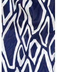 Diane von Furstenberg - Multicolor New Boomerang Scarf - Lyst