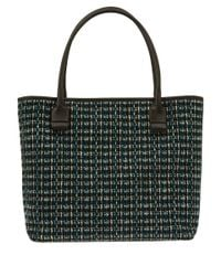 Marc Jacobs | Blue The Hole Tweed Tote Bag | Lyst