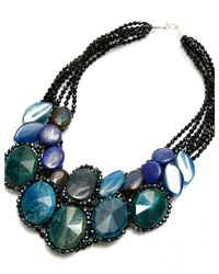 Nakamol | Multicolor Midnight Mystery Necklace-blue | Lyst