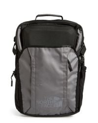 The North Face - Black 'wavelength' Backpack for Men - Lyst