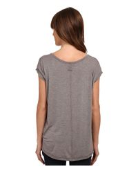 Billabong | Gray All A Dream Tee Shirt | Lyst