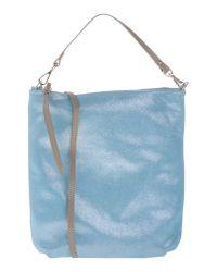 Nicoli | Blue Handbag | Lyst