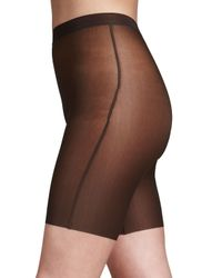 Wacoal - Black Smooth Complexion Leg Shaper - Lyst