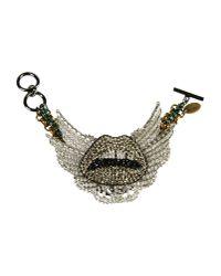 Venna | Metallic Bracelet | Lyst