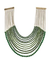 Rosantica   Green Raissa Opal Necklace   Lyst