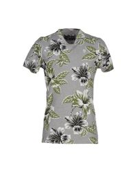 Hydrogen | Gray T-shirt for Men | Lyst
